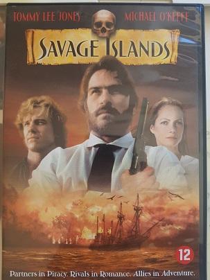 Savage Islands/v původním znění/DVD-plast