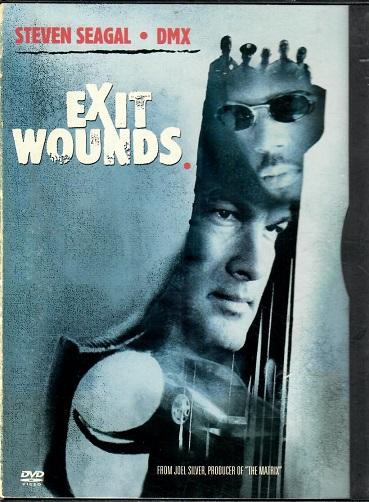 Exit Wounds / Lovec policajtů ( originální znění, titulky CZ ) - DVD