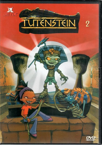 Tutenstein 2 (TV seriál) - plast DVD