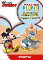 Mickeyho klubík Goofyho obří dobrodružství, Donald z pouště- DVD plast