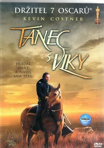 Tanec s vlky ( plast ) DVD