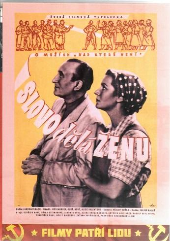 Slovo dělá ženu ( plast ) DVD