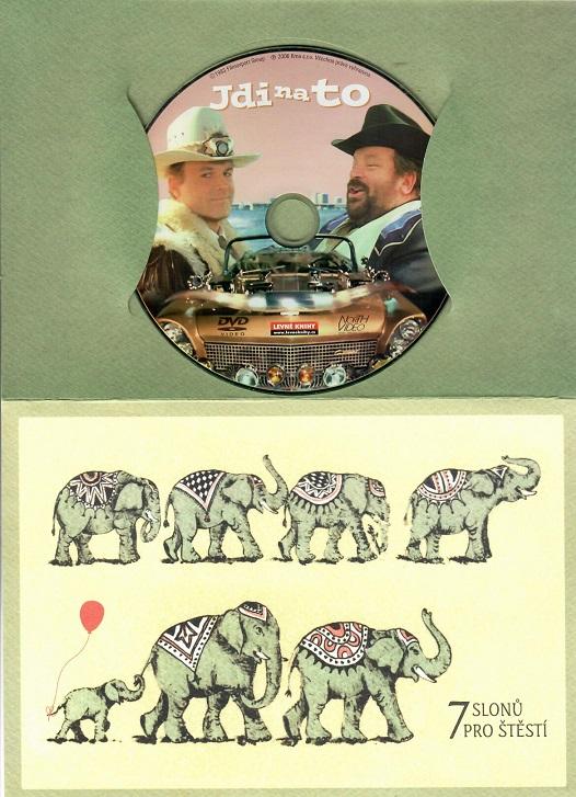 Jdi na to ( dárkový papír obal ) DVD