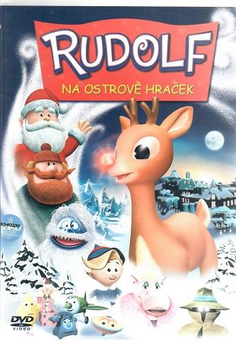 Rudolf na ostrově hraček ( plast ) DVD