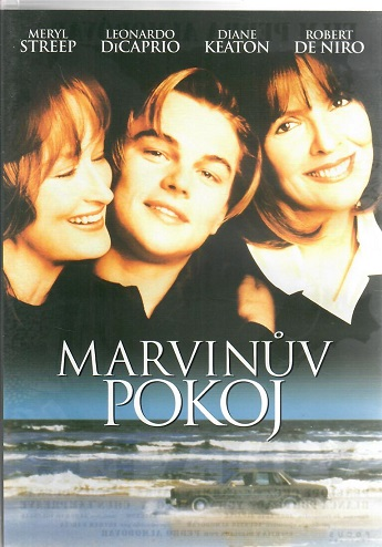 Marvinův pokoj ( plast ) DVD