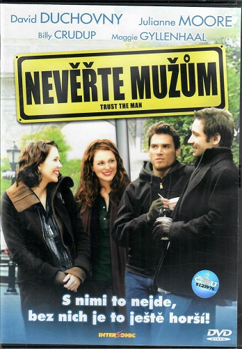 Nevěřte mužům ( plast ) DVD