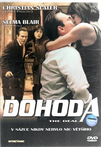 Dohoda ( plast ) DVD