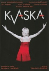 Kvaska-2 disková edice-DVD digipack