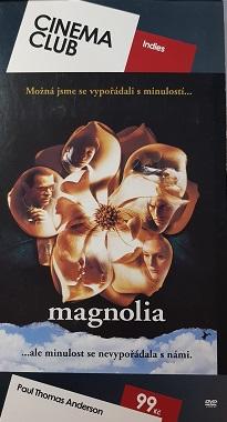 Magnolia/cinema club/ DVD digipack