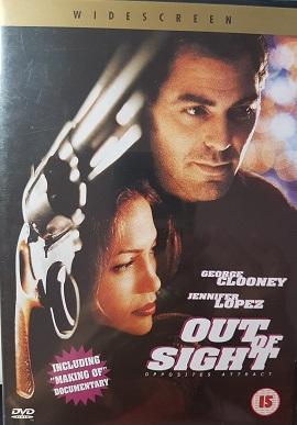 Out of Siht/zakázané ovoce/ v původním znění/-DVD plast