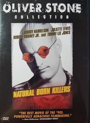 Oliver Stone:Natural Born Killers/v původním znění s CZ titulky/ - DVD plast