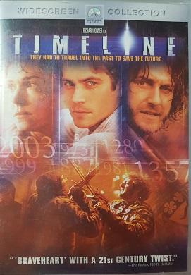 Timeline-Proud času/v původním znění s CZ titulky/-DVD plast