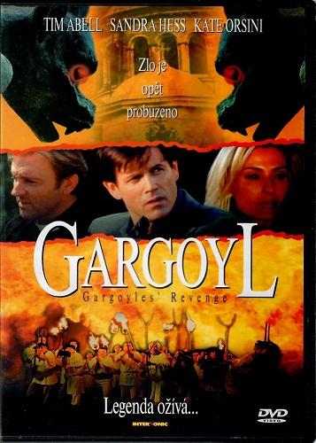 GargoyL ( plast ) DVD