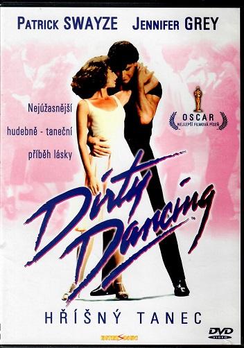 Hříšný tanec ( slim ) DVD