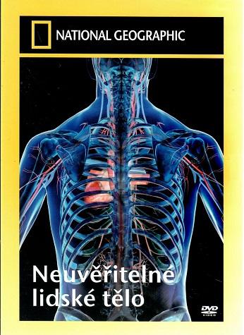 National Geographic: Neuvěřitelné lidské tělo ( plast ) DVD