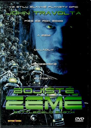 Bojiště Země: Sága roku 3000 ( plast ) DVD