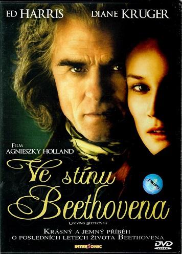Ve stínu Beethovena ( plast ) DVD
