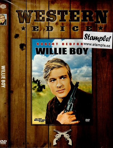 Willie Boy ( plast ) DVD