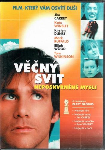 Věčný svit neposkvrněné mysli ( plast ) DVD