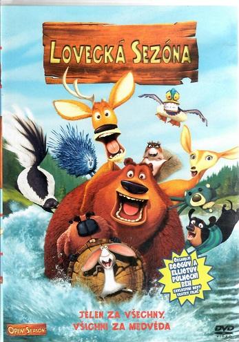 Lovecká sezóna ( plast ) DVD