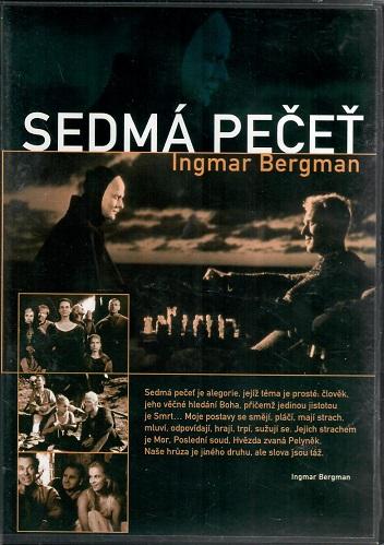 Sedmá pečeť (plast ) DVD