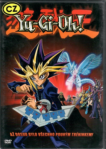 YU-GI-OH! ( plast ) DVD