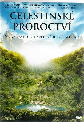 Celestinské proroctví ( plast ) DVD