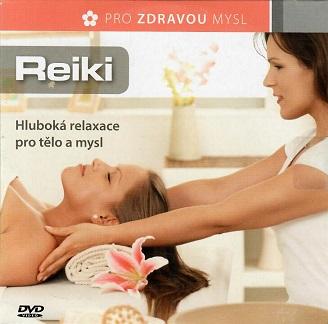 Reiki: Hluboká relaxace pro tělo a mysl - DVD