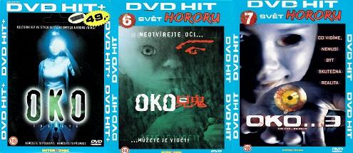 Kolekce OKO 1-3  - papírové pošetky