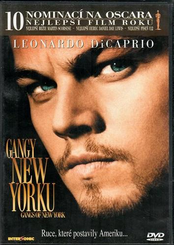 Gangy New Yorku ( slim/plast ) DVD