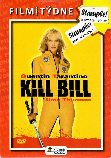Kill Bill ( pošetka ) DVD
