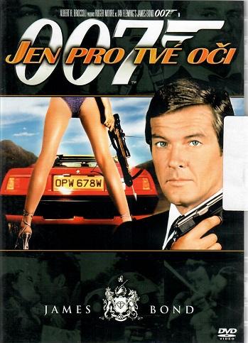 Jen pro tvé oči ( slim ) DVD