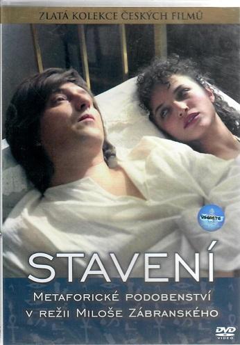 Stavení ( plast ) DVD