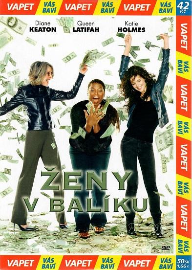 Ženy v balíku ( pošetka ) DVD