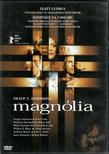 Magnólia (originální znění, titulky CZ ) plast DVD