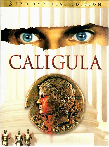 Kolekce Caligula 3x DVD