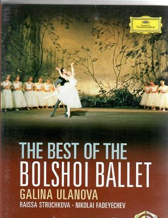 The best of the Bolshoi ballet ( plast ) DVD