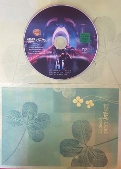 A.I. Umělá inteligence-DVD/dárkový obal