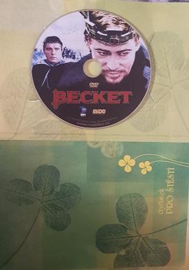 Becket - DVD (dárkový obal)