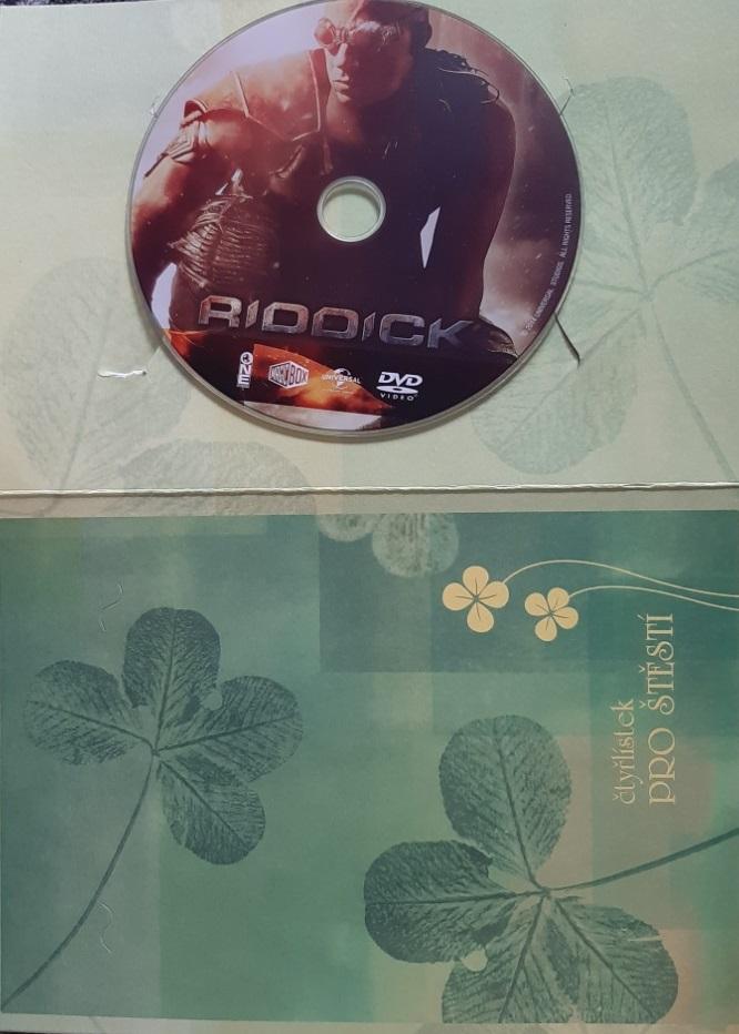 Riddick - DVD (dárkový obal)