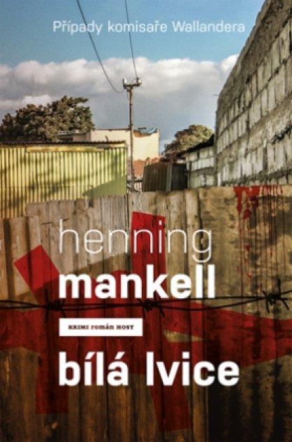 Bílá lvice - Henning Mankell - bazarové zboží