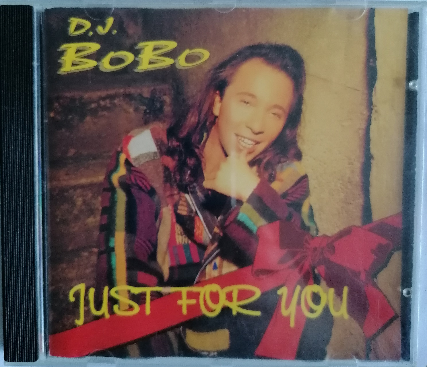 D.J. BoBo - Just for you - CD