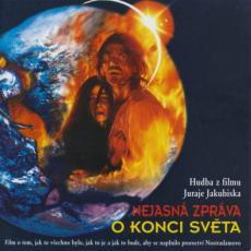 Nejasná zpráva o konci světa - Hudba z filmu - CD