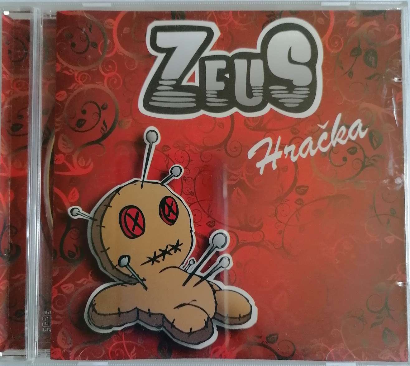 Zeus - Hračka - CD