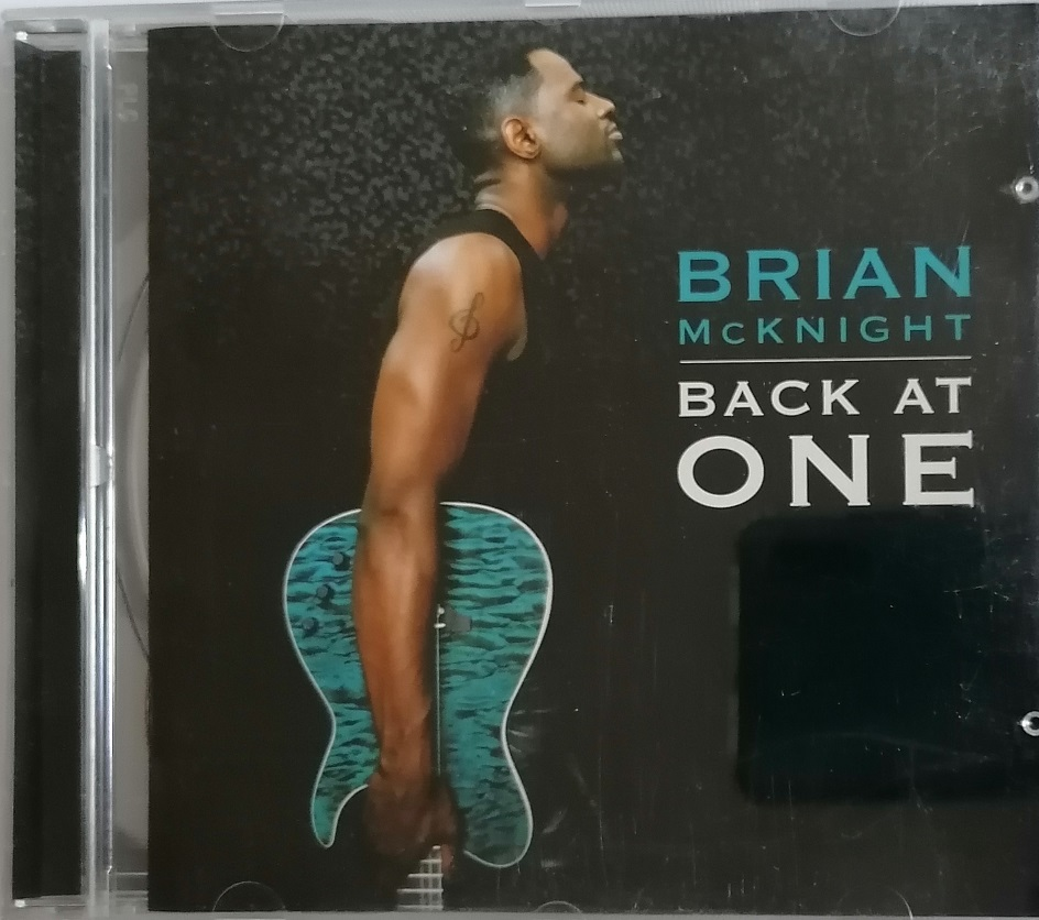 Brian McKnight - Back at one - CD