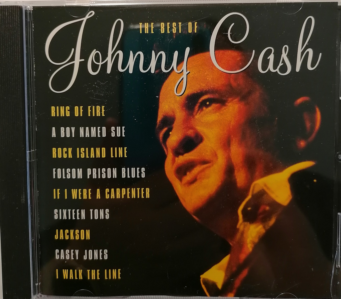 The best of Johnny Cash - CD