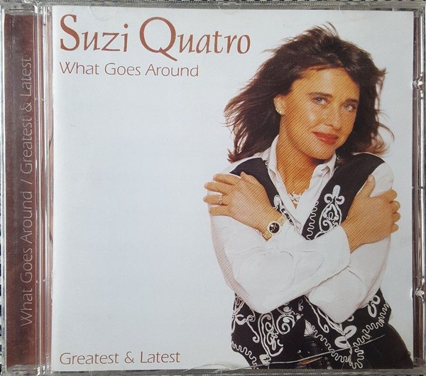 Suzi Quatro - What Goes Around - CD