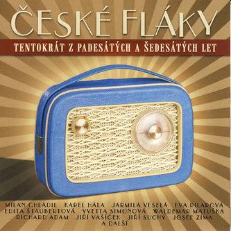 České fláky - tentokrát z padesátých a šedesátých let CD