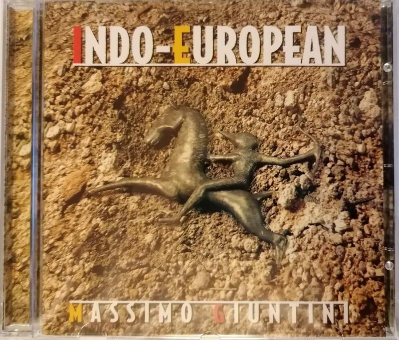 INDO-EUROPEAN - Massimo Giuntini - CD