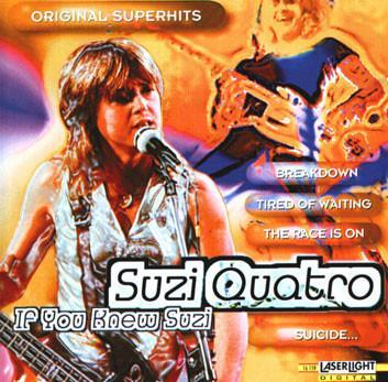 Suzi Quatro - If You Knew Suzi - CD